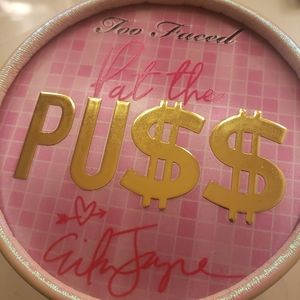 Too Faced Limited Edition Kissable Body Shimmer